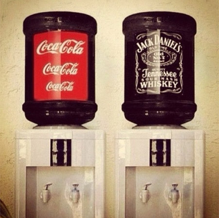 watercooler bar